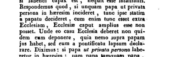 papahaereticus